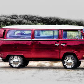 Bill Cannon - Red Microbus
