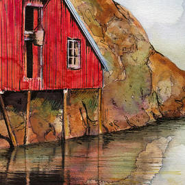 Susan Powell - Red Mill On The Waterfront