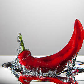 Steve Gadomski - Red Pepper FreshSplash