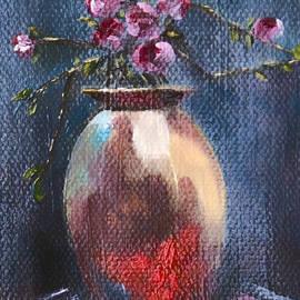 Gina Cordova - Red Reflections