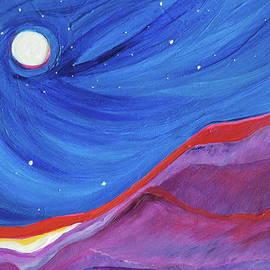 First Star Art  - Red Ridge by jrr