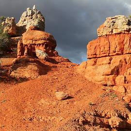 Christine Rivers - Red Rock and Sandstone