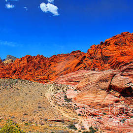 Mariola Bitner - Red Rock Canyon