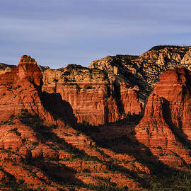Mark Myhaver - Red Rocks Statuesque 33