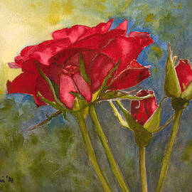 Faye Giblin - Red Roses For You