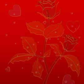 Anna Elia - Red Roses II