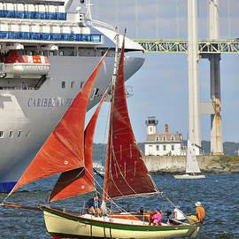 Marianne Campolongo - Red Sails Newport RI