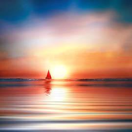 Stephen Warren - Red Sails