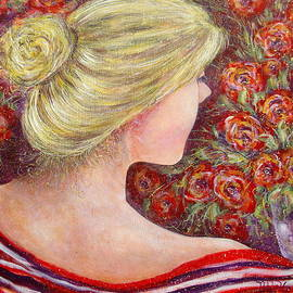 Natalie Holland - Red Scented Roses