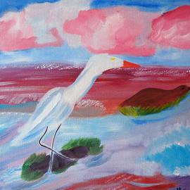 Meryl Goudey - Red Seas Calling