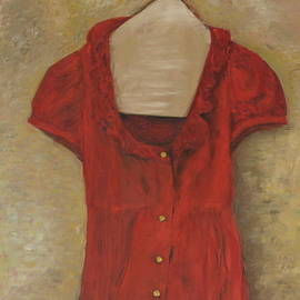 Timi Johnson - Red shirt