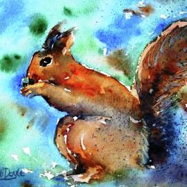 Trudi Doyle - Red Squirrel