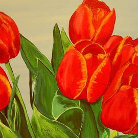 Maggie Ullmann - Red Tulips