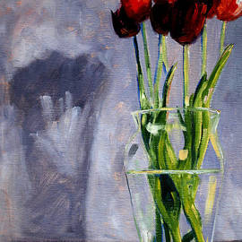 Nancy Merkle - Red Tulips