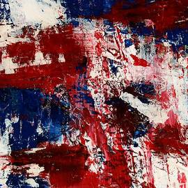Susan Sadoury - Red White and Blue