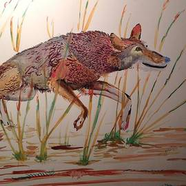 Robert Hilger - Red Wolf