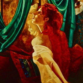 Susan Tammany - Redhead In The Mirror
