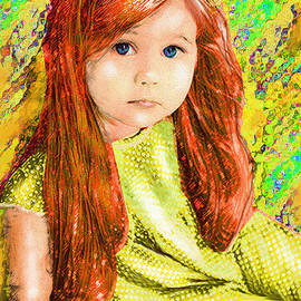 Jane Schnetlage - Redhead