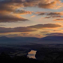 Lara Ellis - Reflected Morning Sky