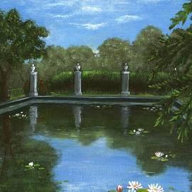 Anastasiya Malakhova - Reflecting Pool