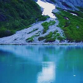 Marcus Dagan - Reflecting Shoreline At Glacier Bay