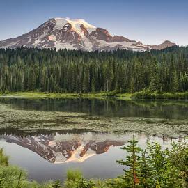 Kyle Wasielewski - Reflection Lakes at Mount Rainier