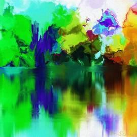 David Lane - Reflections 012013