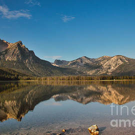Robert Bales - Reflections At Stanley Lake
