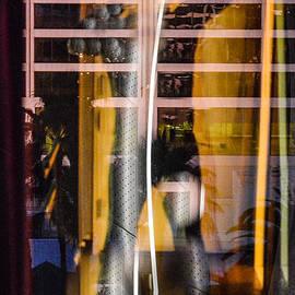 Thomas Carroll - Reflections in my Las Vegas Hotel Room 2015