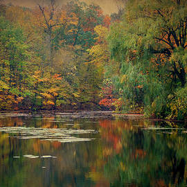 Terry Eve Tanner - Reflections of Fall