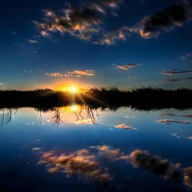 Mark Andrew Thomas - Reflections of Sunset