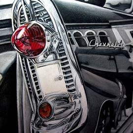 Kathleen Bischoff - Reflections On A Chevy