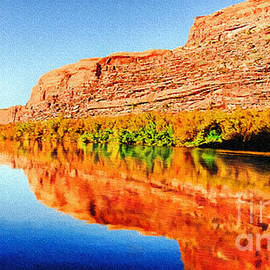 Dr Bob and Nadine Johnston - Reflections on the Colorado River