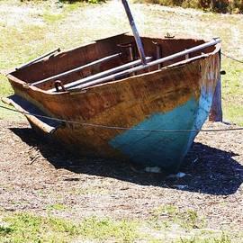 Chuck  Hicks - Refugee Boat