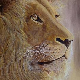 Connie Campbell Rosenthal - Regal Lion 2