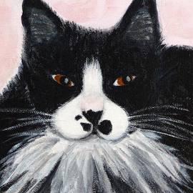 Pennie DesJardins - Reggie le Chat