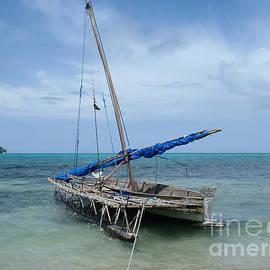 Jola Martysz - Relaxing After Sail Trip