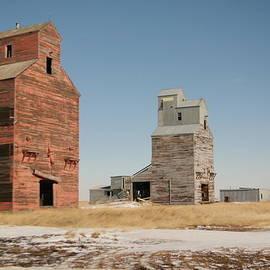Jeff  Swan - Remains of Redstone Montana