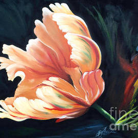 ILONA ANITA TIGGES - GOETZE  ART and Photography  - Rembrandt- Tulip