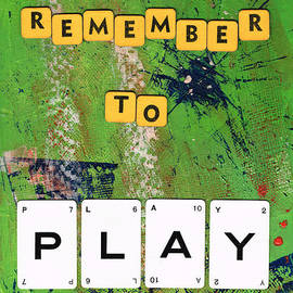 Gillian Pearce - Remember To Play