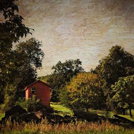 Pamela Phelps - Remembering the Little Barn