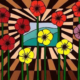 Barbara St Jean - Remembrance Poppy