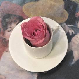 Angela Davies - Renoir and Roses