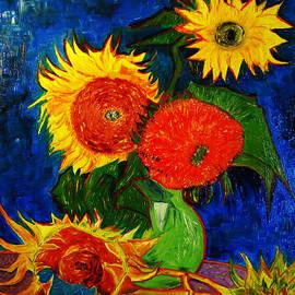Jose A Gonzalez Jr - Replica of Vincent