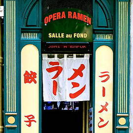 Ira Shander - Restaurant Japonais