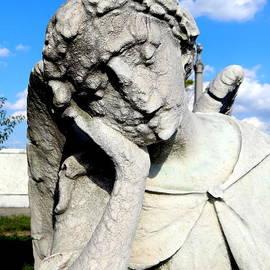 Ed Weidman - Resting Angel