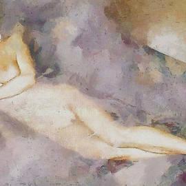 Mario Carini - Resting Nude