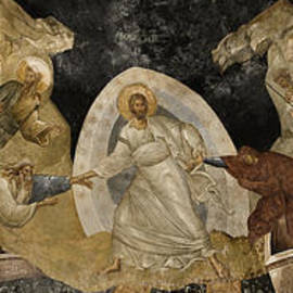 Stephen Stookey - Resurrection of Adam and Eve Panorama