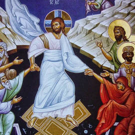 Ryszard Sleczka - Resurrection of Jesus Christ Icon