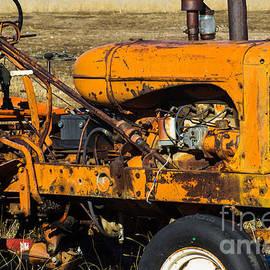 Steven Parker - Retired Tractor